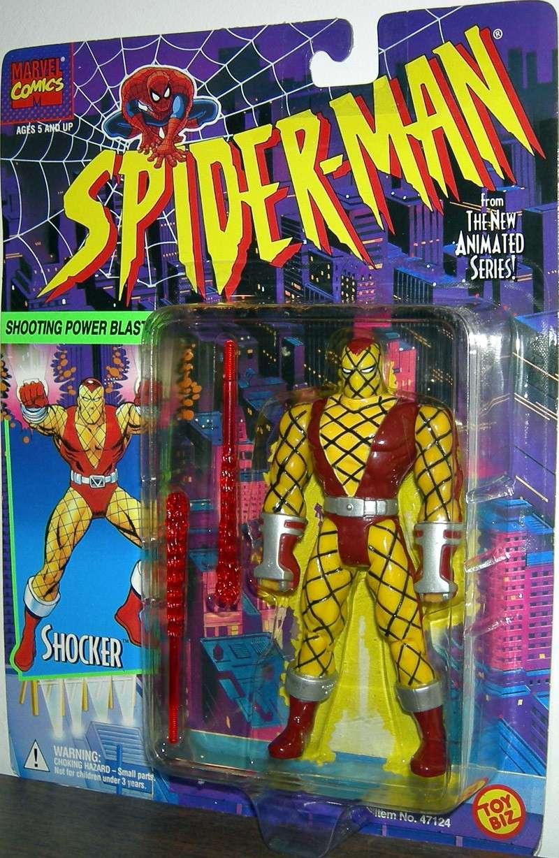 Spider-Man/The Animated Serie (Toy Biz) 1994-1996  Shocke10
