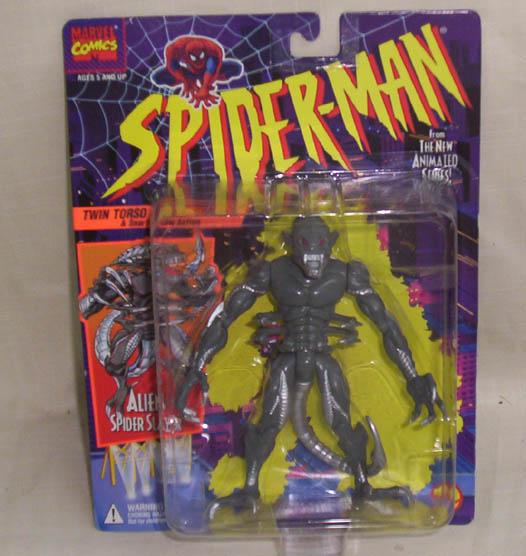 Spider-Man/The Animated Serie (Toy Biz) 1994-1996  Spider10