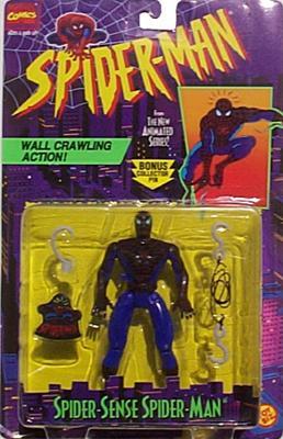 Spider-Man/The Animated Serie (Toy Biz) 1994-1996  Spider13