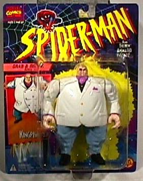 Spider-Man/The Animated Serie (Toy Biz) 1994-1996  Spidtb11