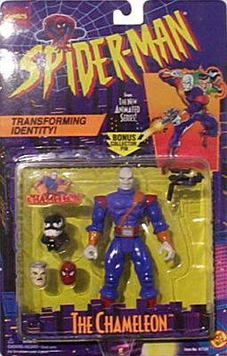 Spider-Man/The Animated Serie (Toy Biz) 1994-1996  Thecha10