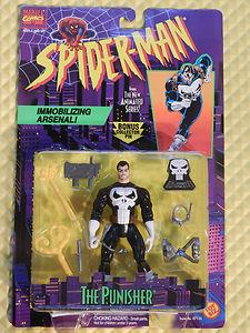 Spider-Man/The Animated Serie (Toy Biz) 1994-1996  Thepun10