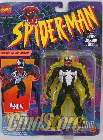 Spider-Man/The Animated Serie (Toy Biz) 1994-1996  Venom10