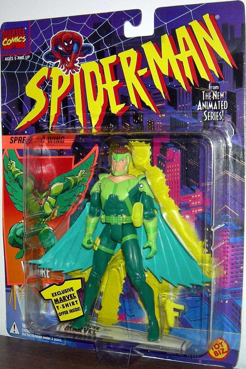 Spider-Man/The Animated Serie (Toy Biz) 1994-1996  Vultur10