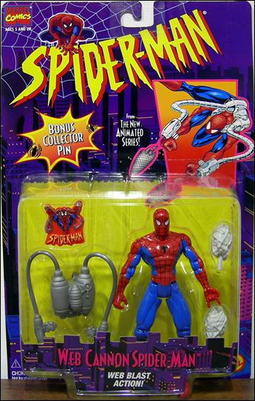 Spider-Man/The Animated Serie (Toy Biz) 1994-1996  Webcan10