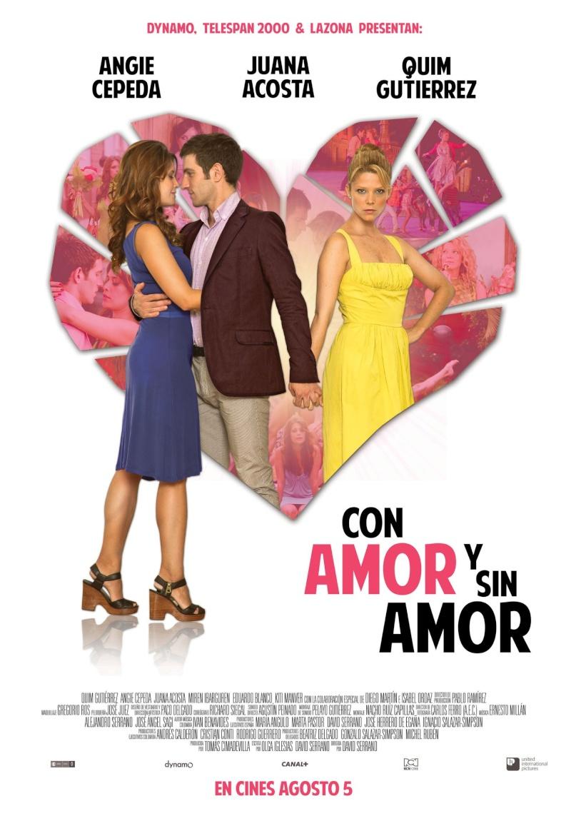 Extreno De La Película Con Amor Y Sin Amor En Colombia