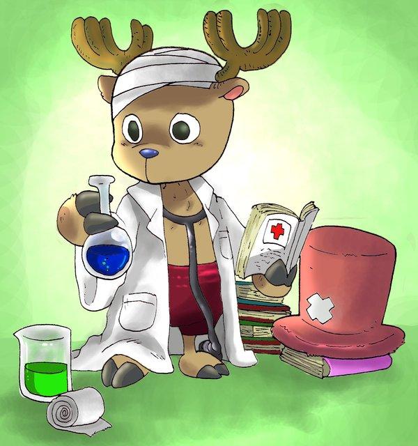 Journal d'un renne au nez bleu  Doctor10