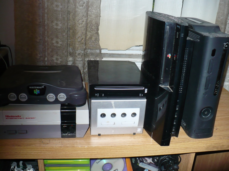 My consoles P1000217