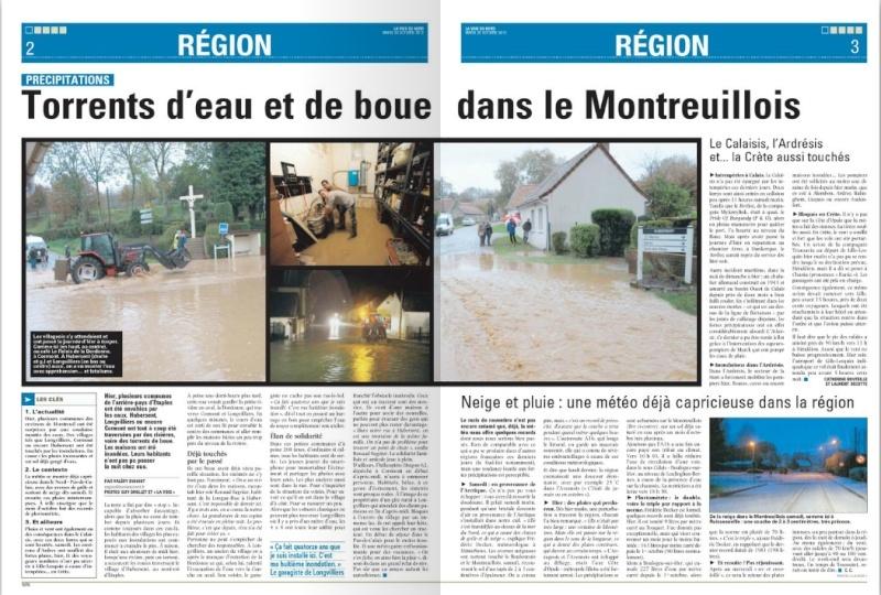inondations , la côte d'opale a pris cher !!! et va encore prendre cher !!! - Page 3 Inonda10