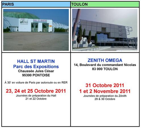 "Tournée 2011 ""Amma"" en France Amma10"
