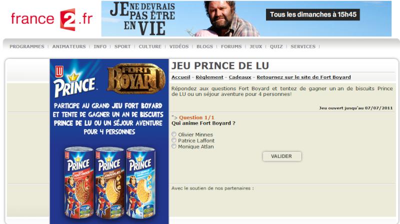 France 2 - Généralités sur le diffuseur de Fort Boyard (TV et Web) - Page 9 Ndgtws11