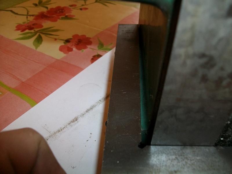 """restauration/modification et numérisation d'une fraiseuse """"MARF"""" 01211"""