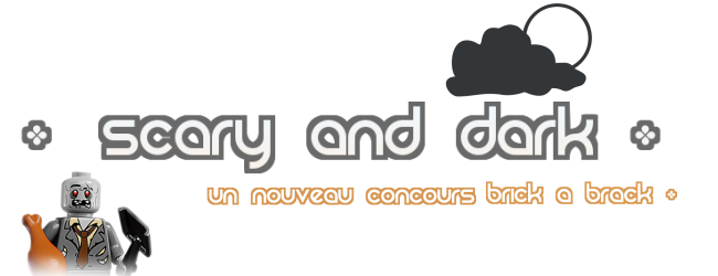 """Concours : """" Scary & Dark """" Compos10"""