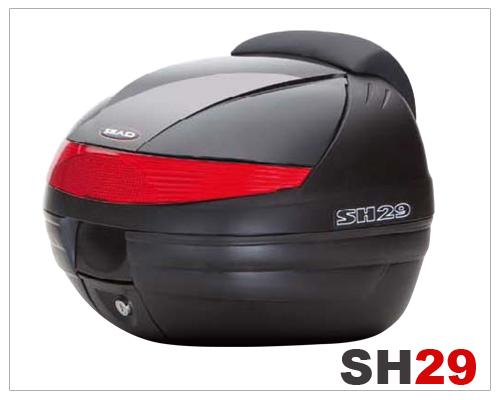 SHAD SH29 Top Case Features Sh29th10