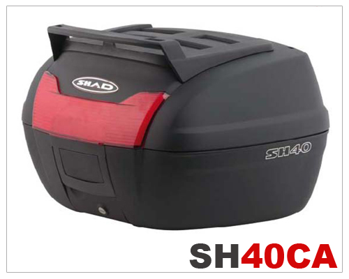 SHAD SH40 Top Case Features Sh40ca11