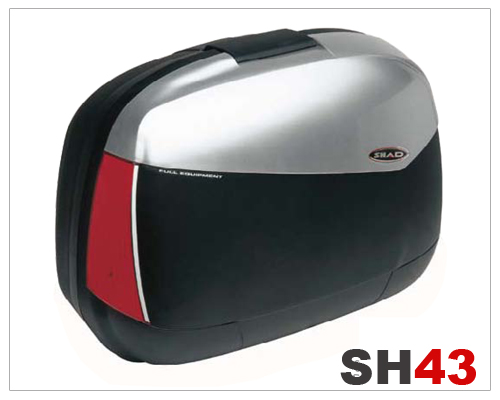 SHAD SH43 Side Cases Features Sh43_t10
