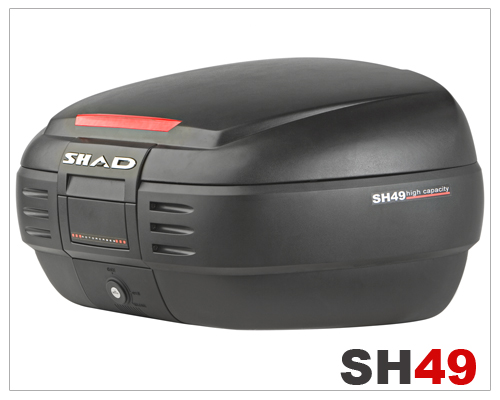 SHAD SH49 Top Case Features Sh49th10
