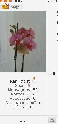 Centralizar ícones do perfil Untitl10