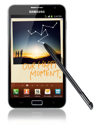 Samsung Galaxy Note Galaxy10