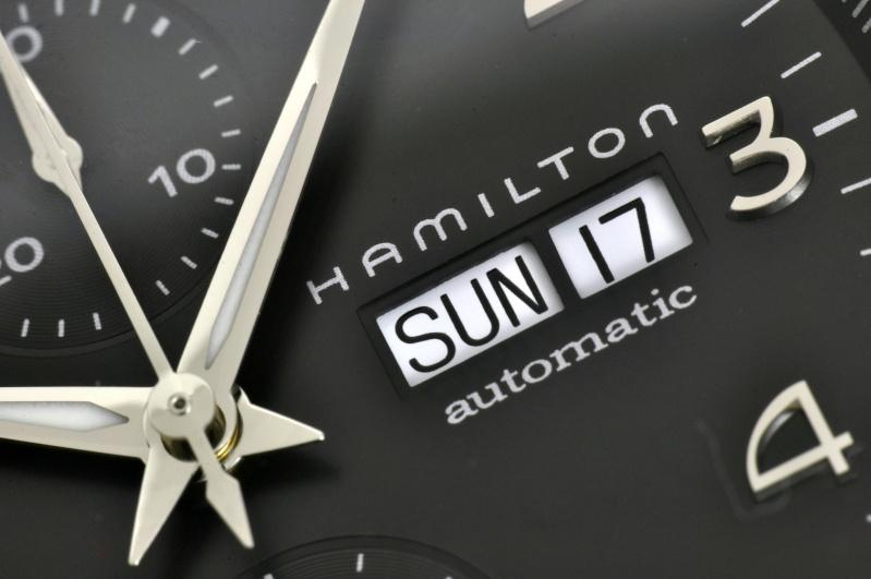 Hamilton Jazzmaster Maestro revue 1210