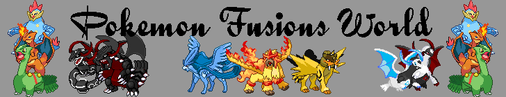 Pokemon Fusions World