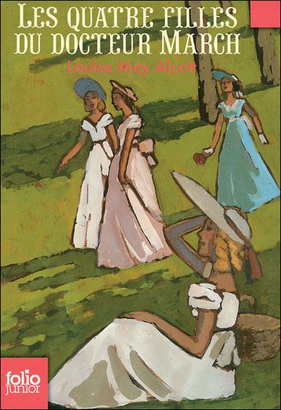 [Alcott, Louisa May] Les quatre filles du Dr March Dr-mar10