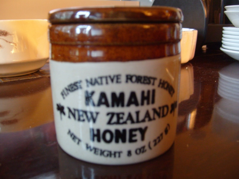 KAMAHI HONEY POT S7305112