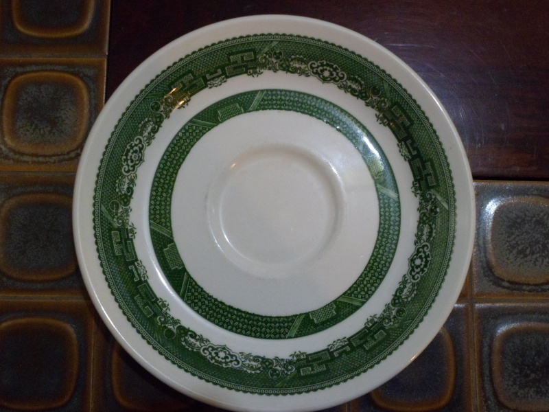 Saucers - include Casbah, Milano Blue, Lyric Coral, Green Willow, Rush 390 Sam_0113
