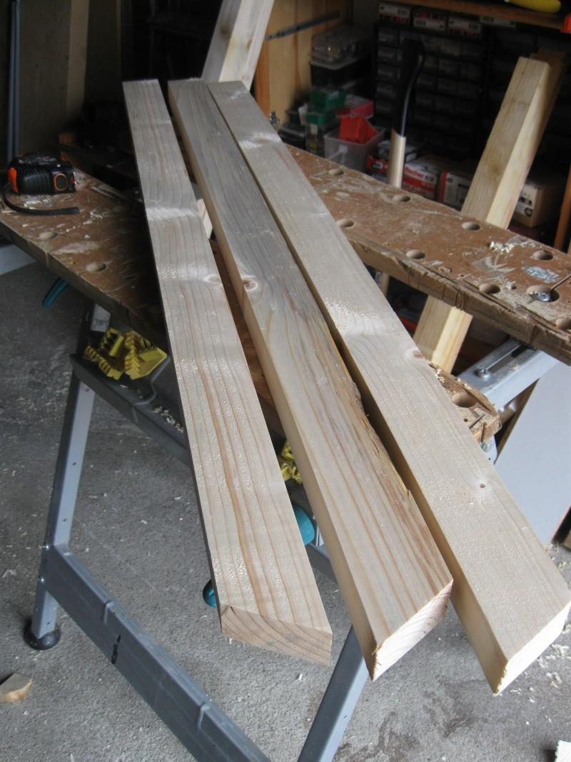 Chevalet à bois. Img_2312