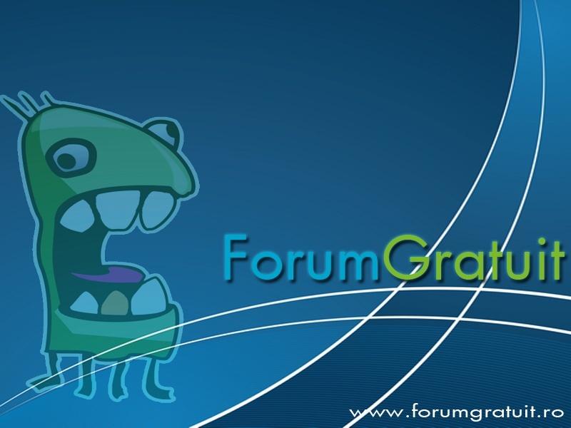 CONCURS NOU: Creeaza wallpapere ForumGratuit! - Pagina 3 800-6010
