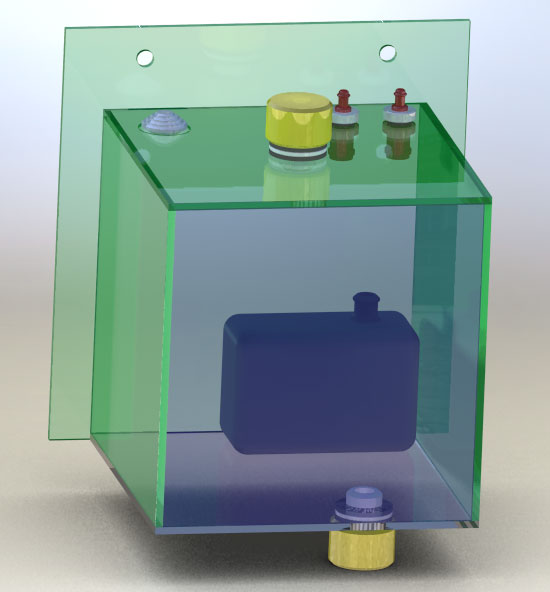 Broche à refroidissement liquide Aquari10