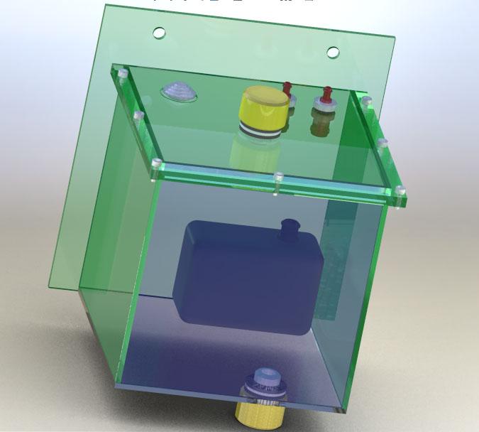 Portique  CNC  PFE1000PX + socle et console PC - Page 2 Aquari12