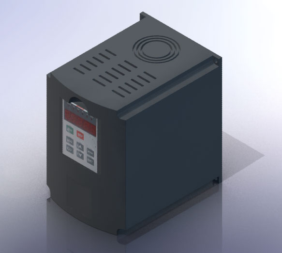 Portique  CNC  PFE1000PX + socle et console PC - Page 2 Broche10