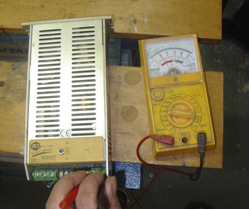 Portique  CNC  PFE1000PX + socle et console PC Dsc02020