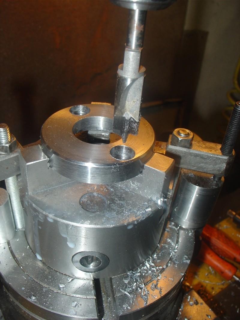Portique  CNC  PFE1000PX + socle et console PC - Page 2 Dsc02210