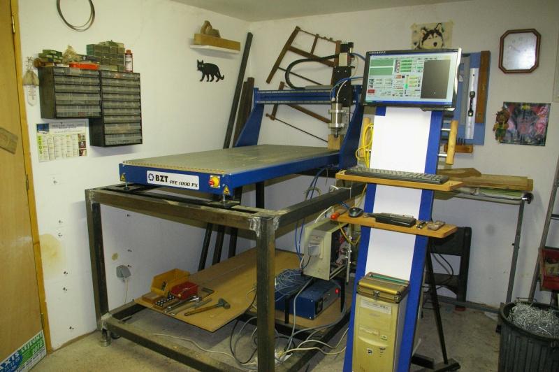 Portique  CNC  PFE1000PX + socle et console PC - Page 5 Imgp1717