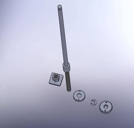Portique  CNC  PFE1000PX + socle et console PC - Page 2 Reglag10