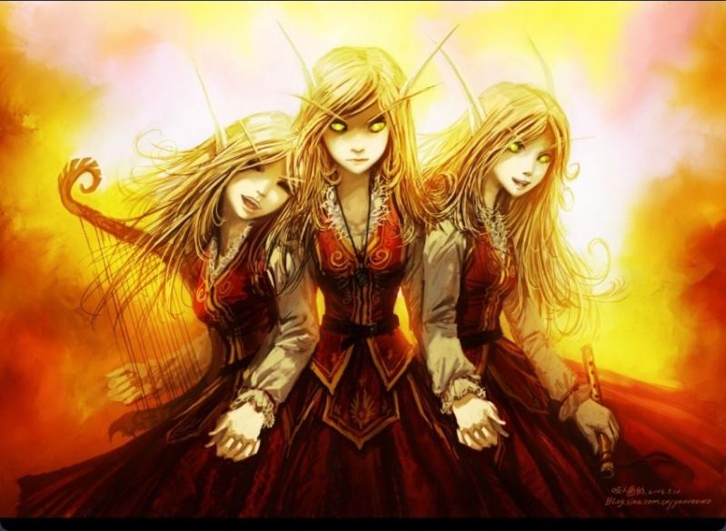Fan art, Image World of Warcraft 6419ba10