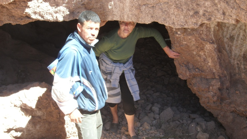 Découverte d'une mine de sel en montagne Atlas_14