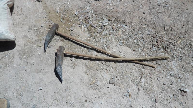 Découverte d'une mine de sel en montagne Atlas_18