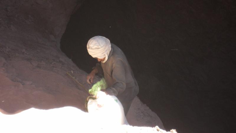 Découverte d'une mine de sel en montagne Atlas_23
