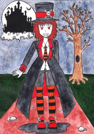 Les dessins et créations d'Anastasia. Img12