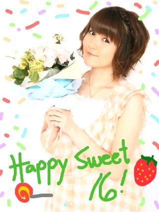 Ajisaihime turned 16 last September 28! Karri10