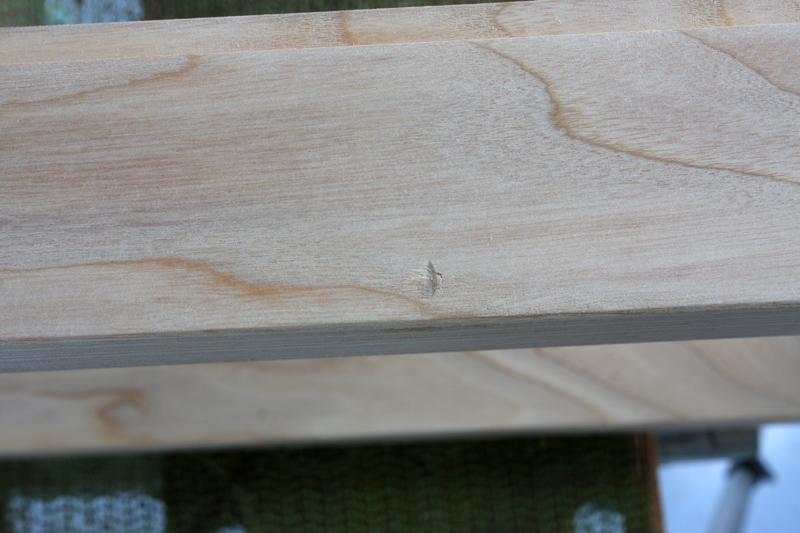 Une table basse bois et verre. - Page 2 16_sep12