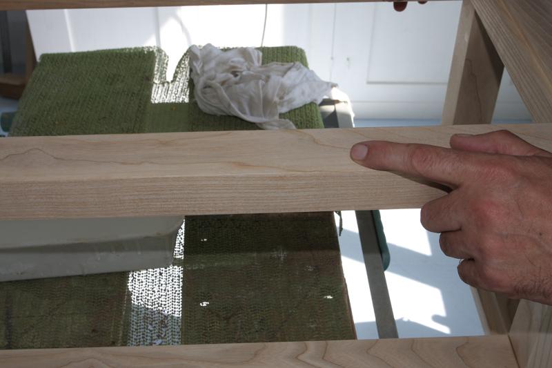 Une table basse bois et verre. - Page 2 16_sep17