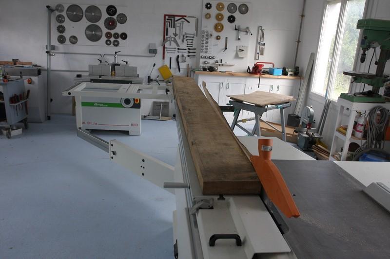 Une table basse bois et verre. 29_aou12