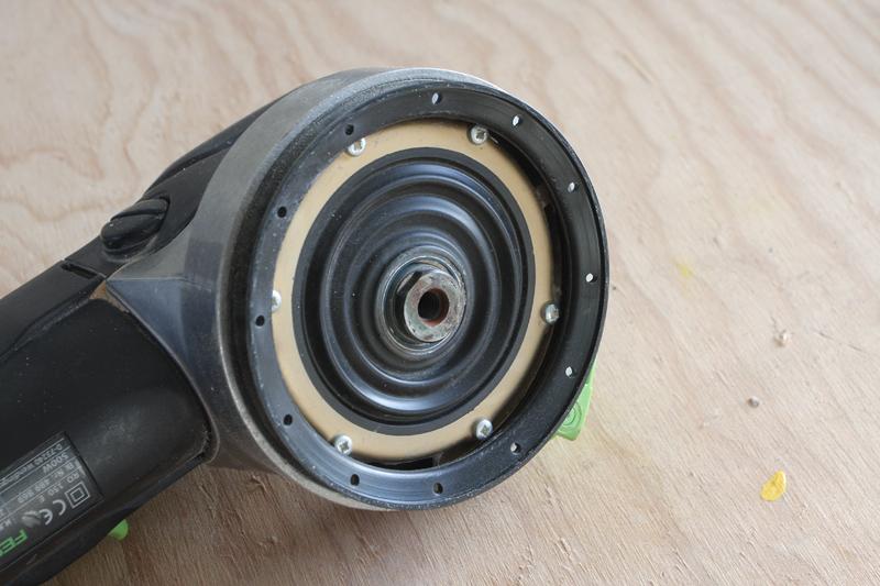 Révision Festool Rotex RO 150E 29_sep13