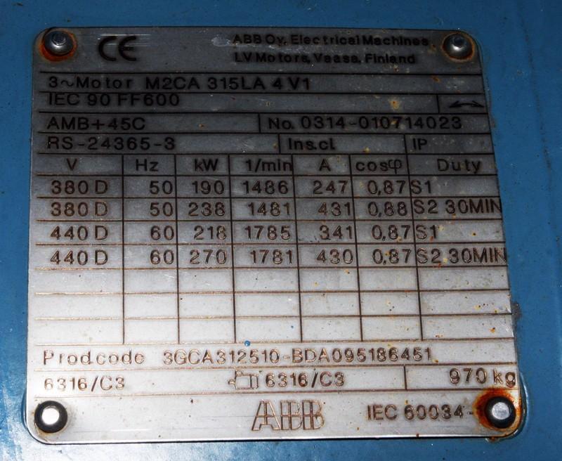 classifications des moteurs électriques Accoup10