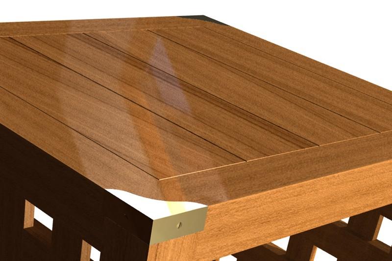 """Petit meuble """"marine"""" - Page 2 Biblio15"""