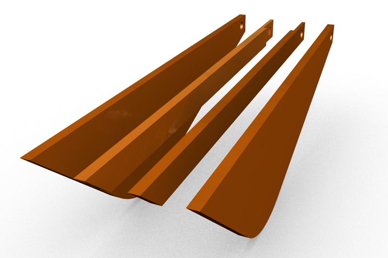 Besoin schéma et cotes protège lame KITY 617 Cape_210